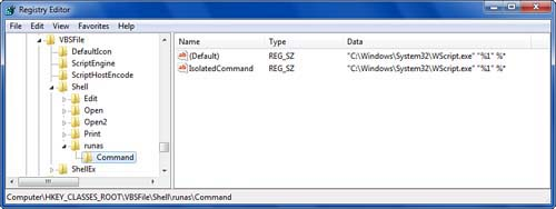 Scripting Windows 7 with WSH : Scripts and Script Execution