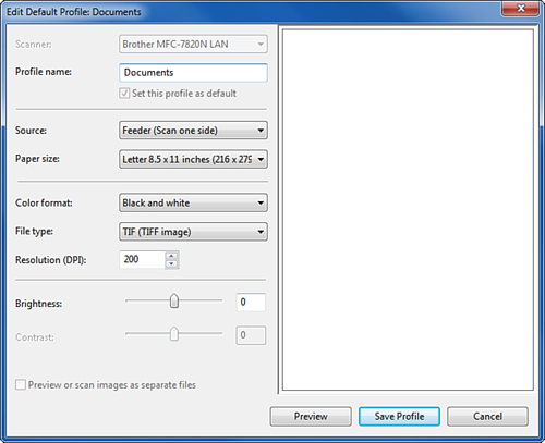 Windows 7 : Scanning Documents with Windows Fax and Scan