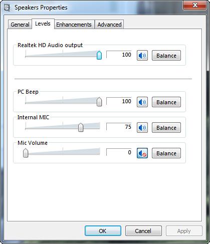 windows 7 windows sound recorder volume control microsoft