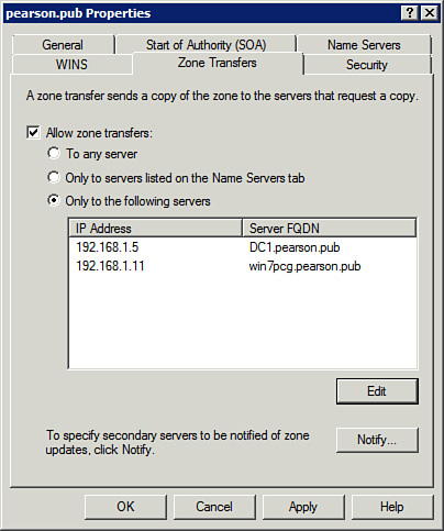 Windows Server 2008 : Configuring DNS for nslookup, Using nslookup Without PTR Records, Using nslookup Without a Reverse Lookup Zone